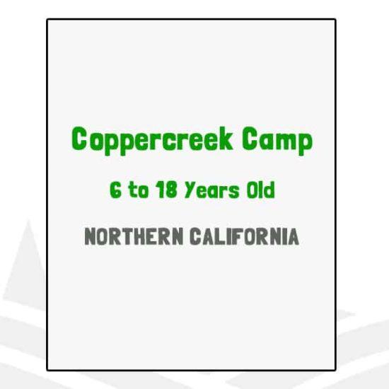 Coppercreek Camp - CA