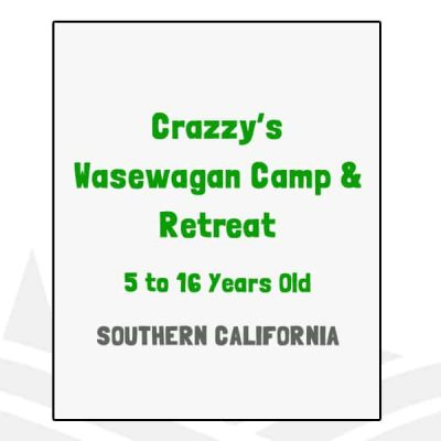 Crazzy's Wasewagan Camp & Retreat - CA