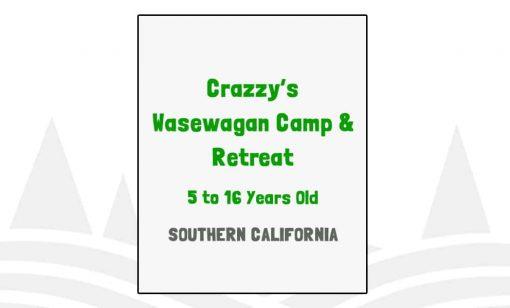Crazzy's Wasewagan Camp & Retreat - CA