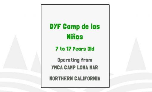 DYF Camp de los Niños - CA