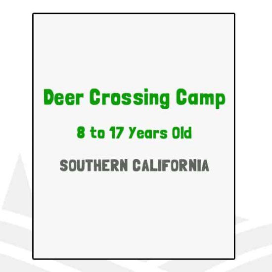 Deer Crossing Camp - CA