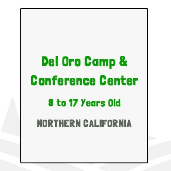 Del Oro Camp & Conference Center - CA