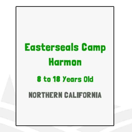 Easterseals Camp Harmon - CA