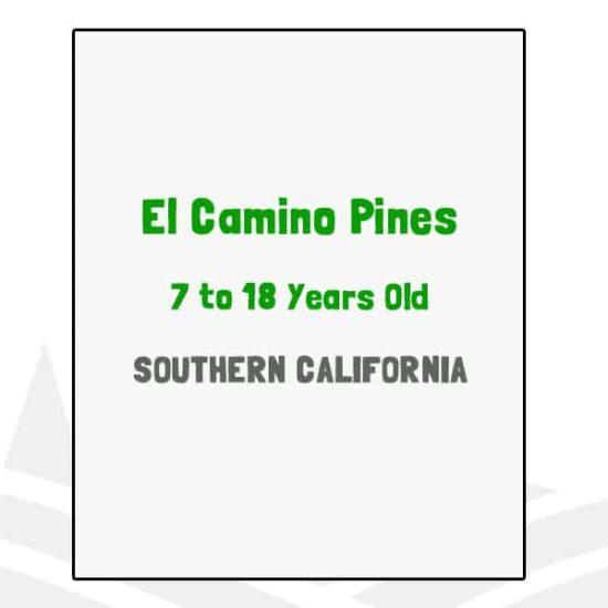 El Camino Pines - CA