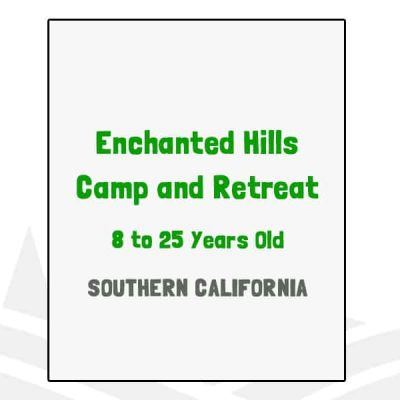Enchanted Hills Camp and Retreat - CA