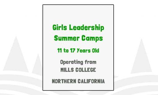 Girls Leadership Summer Camps - CA