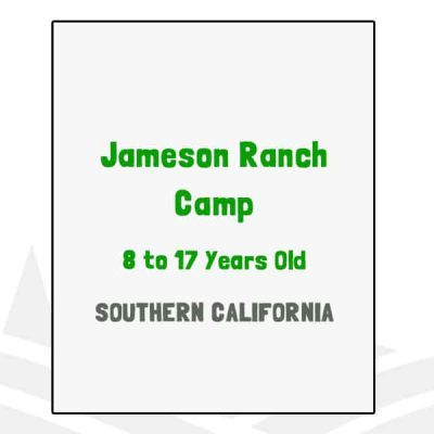 Jameson Ranch Camp - CA