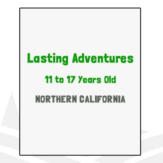 Lasting Adventures - CA