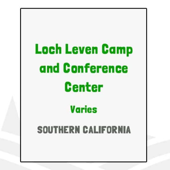 Loch Leven Camp and Conference Center - CA