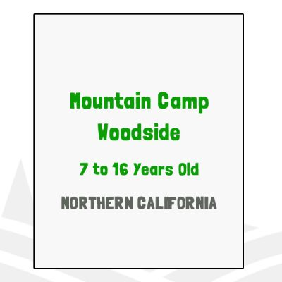 Mountain Camp Woodside - CA