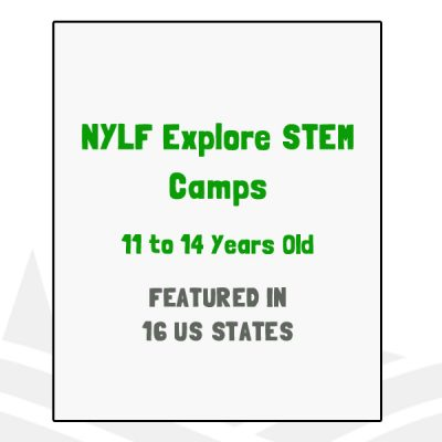 NYLF Explore STEM Camps - Featured in 16 US States