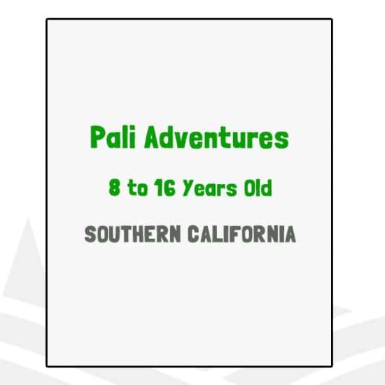Pali Adventures - CA