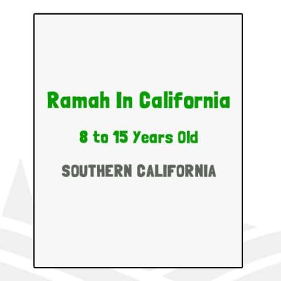 Ramah In California - CA