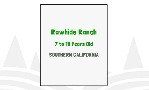 Rawhide Ranch - CA