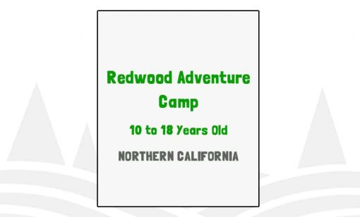 Redwood Adventure Camp - CA