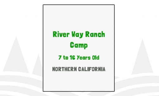 River Way Ranch Camp - CA
