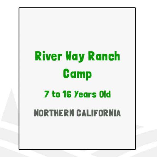 River Way Ranch Camp - CA