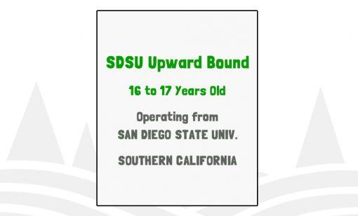 SDSU Upward Bound - CA