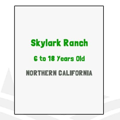 Skylark Ranch - CA