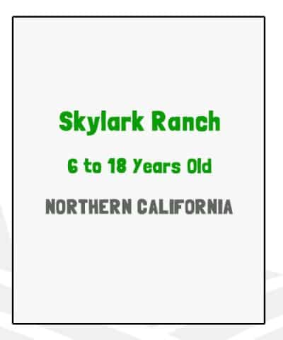 Skylark Ranch - CA