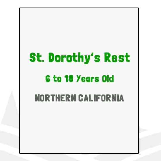 St Dorothy's Rest - CA