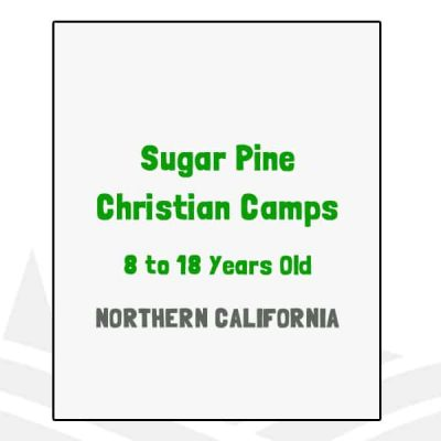 Sugar Pine Christian Camps - CA