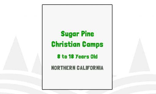 Sugar Pine Christian Camps - CA