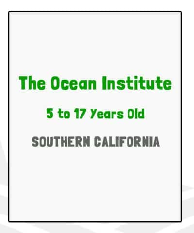 The Ocean Institute - CA