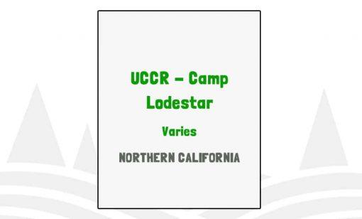 UCCR Camp Lodestar - CA