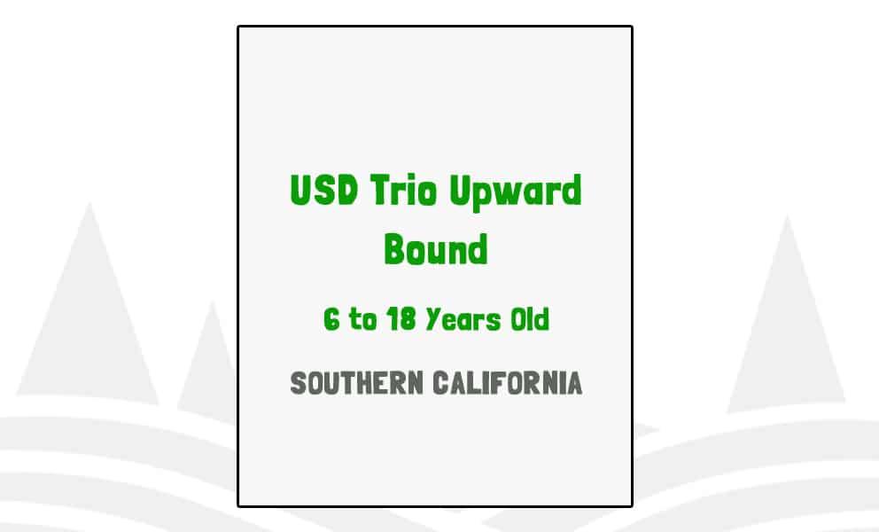 USD Trio Upward Bound - CA