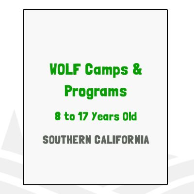 WOLF Camps & Programs - CA