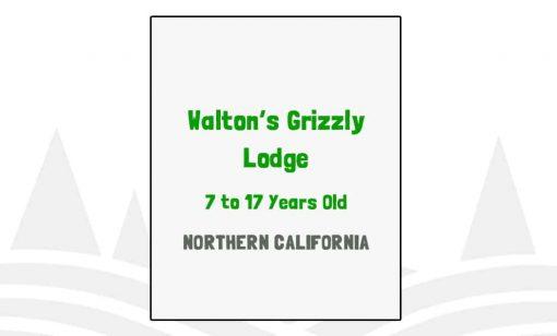 Walton's Grizzly Lodge - CA