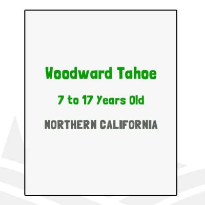 Woodward Tahoe - CA
