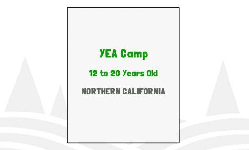 YEA Camp - CA
