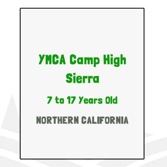 YMCA Camp High Sierra - CA
