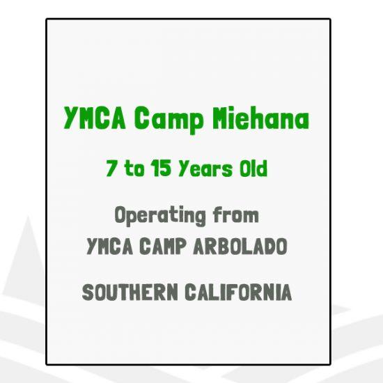 YMCA Camp Miehana - CA