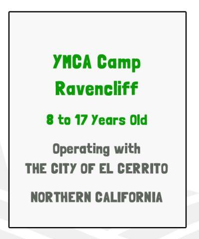 YMCA Camp Ravencliff - CA