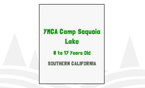 YMCA Camp Sequoia Lake - CA