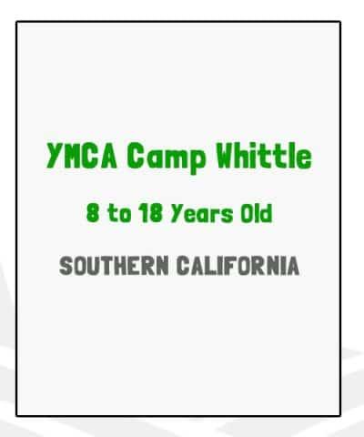 YMCA Camp Whittle - CA