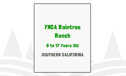 YMCA Raintree Ranch - CA