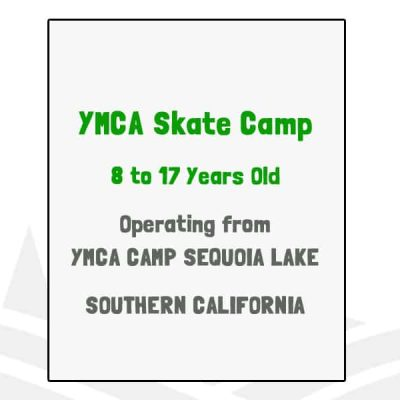 YMCA Skate Camp - CA