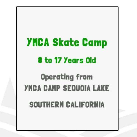 YMCA Skate Camp - CA