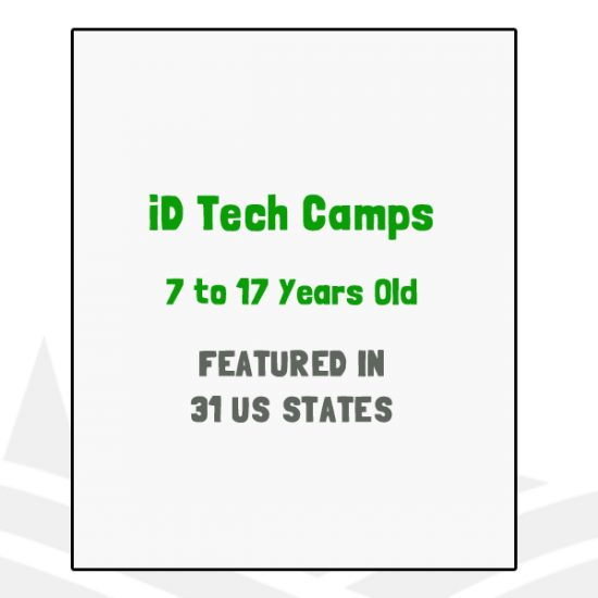 iD Tech Camps - Featured in 31 US States