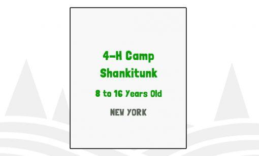 4-H Camp Shankitunk - NY
