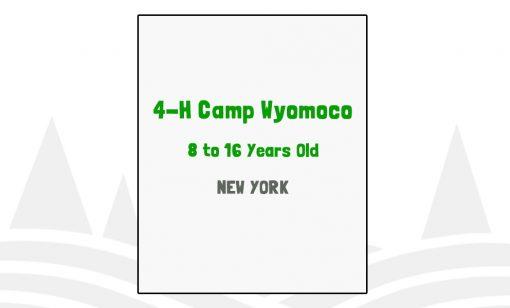 4-H Camp Wyomoco - NY