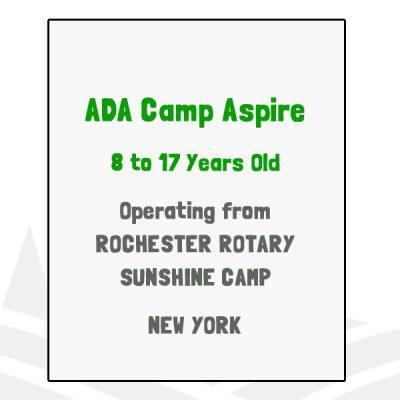 ADA Camp Aspire - NY