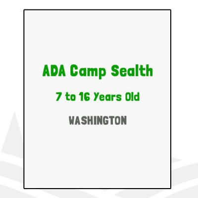 ADA Camp Sealth - WA