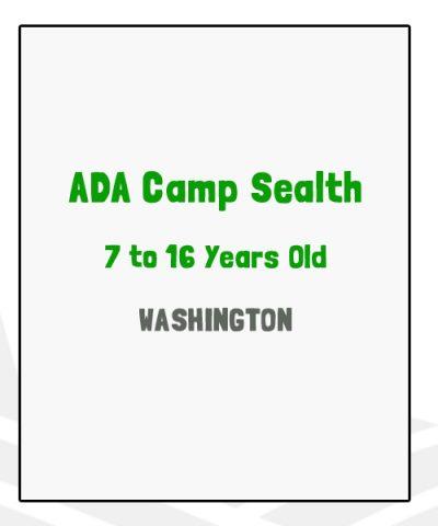 ADA Camp Sealth - WA