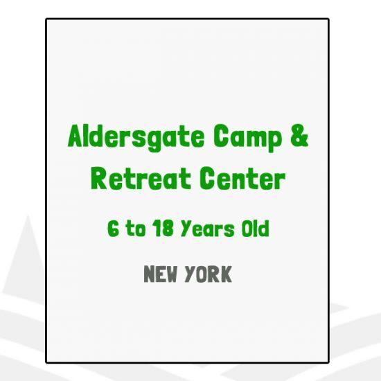Aldersgate Camp & Retreat Center - NY