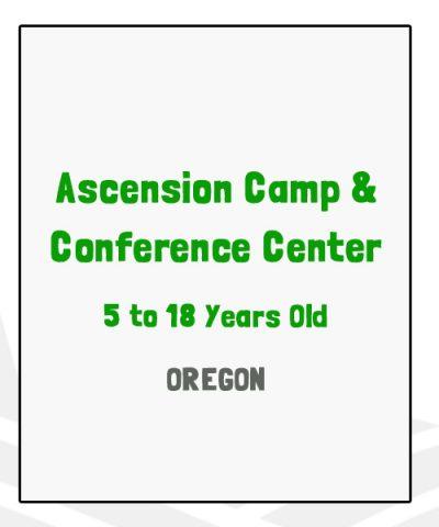 Ascension Camp & Conference Center - OR
